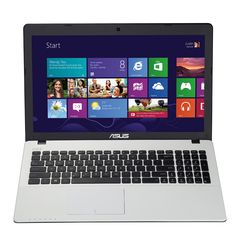 ASUS X Series X552LD-SX209D Notebook 15.6'' White