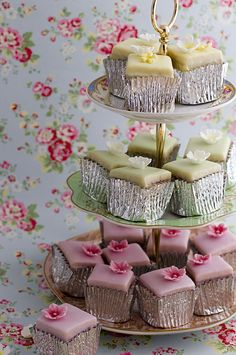 Petits Fours (no recipe, but lots of ideas)