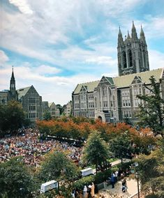 Boston College, Amazing Architecture, Holy Spirit, In The Heights, Gothic, Mansions, Motivation, House Styles, Building
