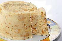 Easy no-bake coconut dessert Coconut Desserts, No Bake Desserts, My Favorite Food, Favorite Recipes, Polish Recipes, Polish Food, Sweets Cake, Food Cakes, Diy Food
