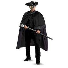 Black Gothic V&ire Male Adult Plus Costume  sc 1 st  Pinterest : masquerade costume ideas  - Germanpascual.Com