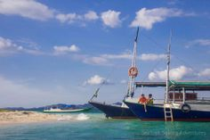 This four-day inclusive voyage of discovery on our boat, Katharina, provides a wonderful opportunity to experience what the Komodo Islands have to offer both on land and in the. Komodo National Park, Komodo Island, Sailing Adventures, Small Island, Sailing Ships, Discovery, Cruise, Places To Visit, Boat