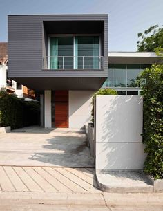 Gallery of demoH Home / Lynk Architect - 7