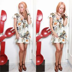 I+told+ya+on+Facebook+that+this+was+going+to+be+a+week+full+of+rompers!+Today,+I+share+with+you+a+beautiful+flower+print+jumpsuit+from+Dresslink.+I+love+that+it+looks+like+a+dress+but+without+the+cons+if+you+know+what+I+mean+;)+D