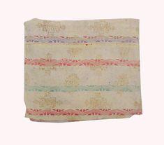Home, Furniture & Diy Spirited Vintage Kantha Quilt Indian Handmade Cotton Bedspread Sashiko Throw Bedding Decorative Quilts & Bedspreads