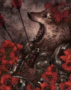 The King Who Lost The North - Robb Stark Art Print