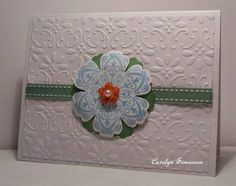 mixed bunch   CC373 Blossom by snowmanqueen - Cards and Paper Crafts at Splitcoaststampers