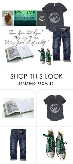 """""""Ruth B. Has Pipes."""" by foreevers ❤ liked on Polyvore featuring Fat Face and Converse"""