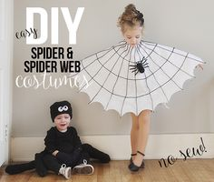 10 Adorable DIY Halloween Costumes for Your Kids and Family