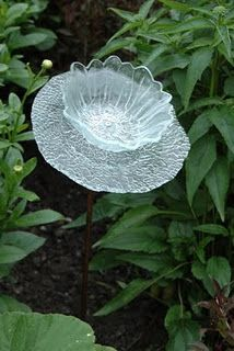 Another lovely glass flower.