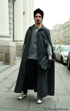 Art-Vision: … Street Style 2 / Volvo-Fashion Week Russia...