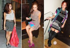 Haute Khuuture blog and my personal style. Features ensembles, shop the look posts, dress to decor. Featuring my 2011 Year in Costume