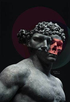 Illustrations Discover vaporwave sculpture What Is In My Mind: .is another plane. Collage Kunst, Collage Art, Art Collages, Greek Statues, Ancient Greek Sculpture, Vaporwave Art, Graphisches Design, Hypebeast Wallpaper, Photoshop