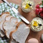 Vajíčkový salát Dairy, Cheese, Food, Meals