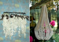 Various Shapes of Chandeliers: Beautiful Diy Chandelier ~ Chandeliers Inspiration