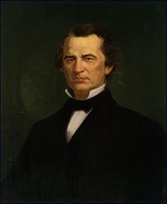 Andrew Johnson succeeded President Abraham Lincoln in 1865 upon Lincoln's… Presidential Portraits, Presidential History, Presidents Wives, American Presidents, Us History, American History, Texas History, History Facts, Black History