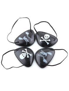 Halloween Pirate Mask