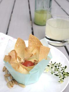 yufka, törtchen, muffin, herzhaft, feta, frischkäse, easy-peasy, via http://sodapop-design.de