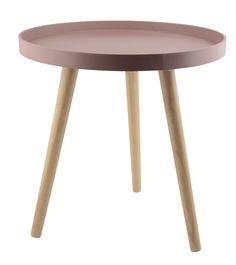 Day apupöytä haalea koralli Stool, Table, Furniture, Home Decor, Products, Decoration Home, Room Decor, Tables, Home Furnishings