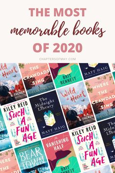 In 2020, I read 80 books and some of them were so good they stuck in my mind through to 2021. Here are the five favourites that made the list! Must Read Novels, Best Books To Read, Ya Books, Book Club Books, Book Lists, Good Books, Best Fiction Books, Tomorrow Will Be Better, My Mind