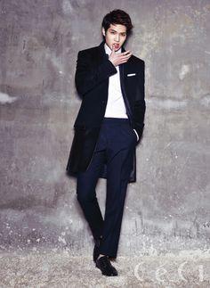 C.N Blue - Ceci Magazine January Issue '13: Jonghyun