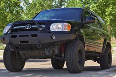 Lets see Lifted Sequoia Pics - Page 14 - Toyota Tundra Forums : Tundra Solutions Forum Toyota Lift, Toyota 4x4, Toyota Trucks, Lifted Ford Trucks, Toyota 4runner, New Trucks, Custom Trucks, Toyota Tundra Off Road, Toyota Tundra Forum