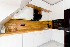 Apartament w Bytomiu - kuchnia