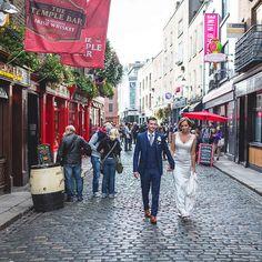 Temple Bar, Irish Whiskey, Street View, Wedding, Mariage, Weddings