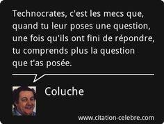 Coluche :