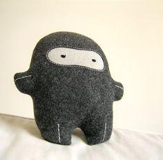 Bambak Ninja by Bambaks on Etsy, $26.00