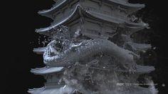 2014 MBC CG VFX making / 야경꾼일지