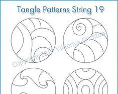 Succulent Wall Art, Cactus Wall Art, Cactus Print, Doodle Monster, Adobe Photoshop, String Art Templates, Circle Template, Zentangle Patterns, Zentangles