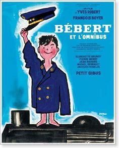 Raymond Savignac / Bebert et l'omnibus