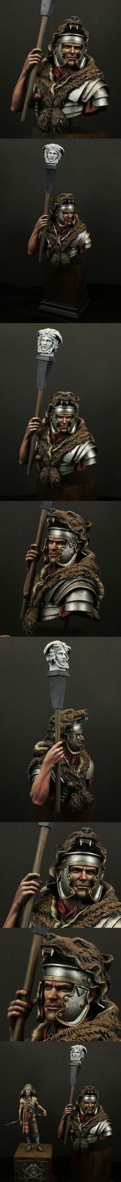 ROMAN SIGNIFER 1st Century A.D
