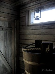 The real sauna look!!