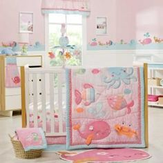 Under the Sea Bedding by Carters - Sea Baby Crib Bedding - c705bed