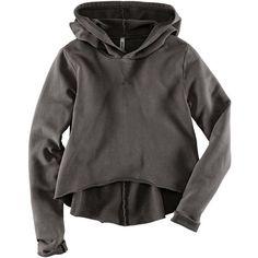 H&M Hooded top (€20) ❤ liked on Polyvore featuring tops, hoodies, sweaters, h&m, dark grey, h&m hoodie, h&m hoodies, cotton sweatshirt, cotton sweat shirts and hoodies sweatshirts