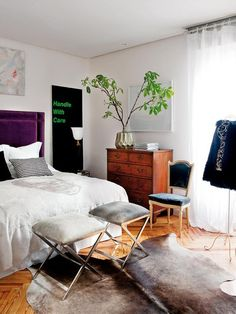 Madrid Apartment by Andrés Rebuelta Carrere