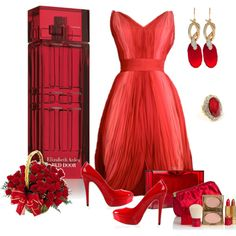 """""""Behind The Red Door"""" by sherryvl on Polyvore"""