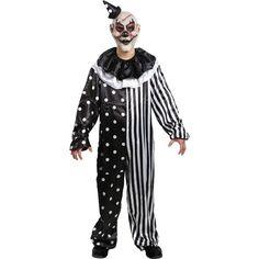 Kill Joy Killer Clown Costume