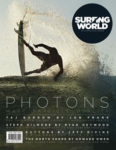 P H O T O N S / Surfing World magazine // Brands like us*