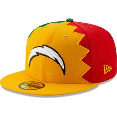outlet store 4079a 06f53 Los Angeles Chargers New Era 2019 NFL Draft Spotlight 59FIFTY Fitted Hat –  Gold,
