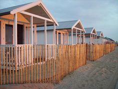 Bed and Breakfast Hotels: Strandhuisjes in Nederland
