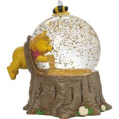 Precious Moments, Disney Showcase Winnie The Pooh Musical Snow Globe, for The Love of Hunny, Resin/Glass, 171708 Disney Winnie The Pooh, Winnie The Pooh Honey, Winnie The Pooh Themes, Winnie The Pooh Nursery, Winnie The Pooh Figurines, Vintage Winnie The Pooh, Winne The Pooh Quotes, Winnie The Pooh Pictures, Winnie The Pooh Classic