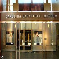Scout.com: Photos: Carolina Basketball Museum