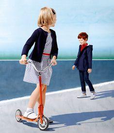 Hoy le toca el turno a Jacadi Kids summer collection > Minimoda.es