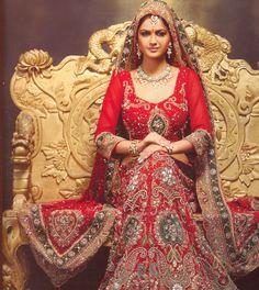 30 Most Beautiful Indian Wedding Dress Ideas.