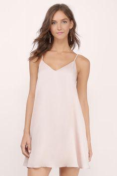 Guiliana Cami Swing Dress