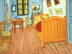 The Bedroom at Arles