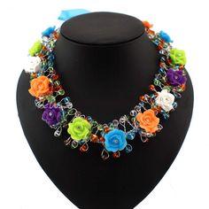 New http://www.barbarelajewelry.com/ #necklace